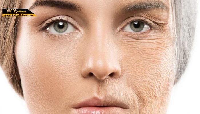 سفیدآب برای جوان سازی پوست