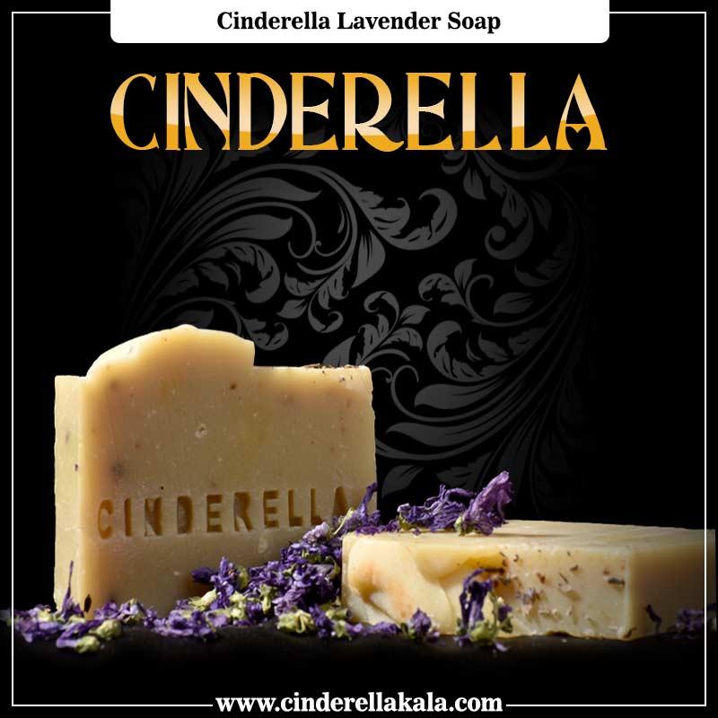 Cinderella Lavender Soap