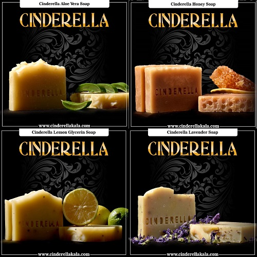 استفاده از صابون های سیندرلا برای درمان خشکی پوست دست