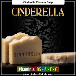 صابون ویتامینه سیندرلا