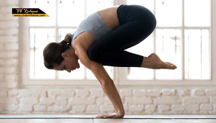 تمرینات صورت و حالت های یوگا