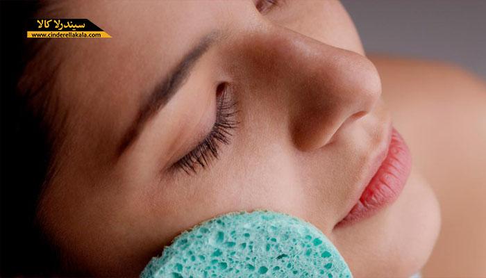 تمیز کردن منظم پوست