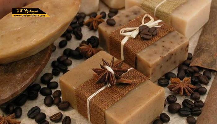 صابون قهوه و کاهش تحریک و التهابات پوستی