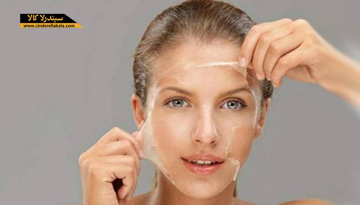 علل ایجاد سلول های مرده پوست