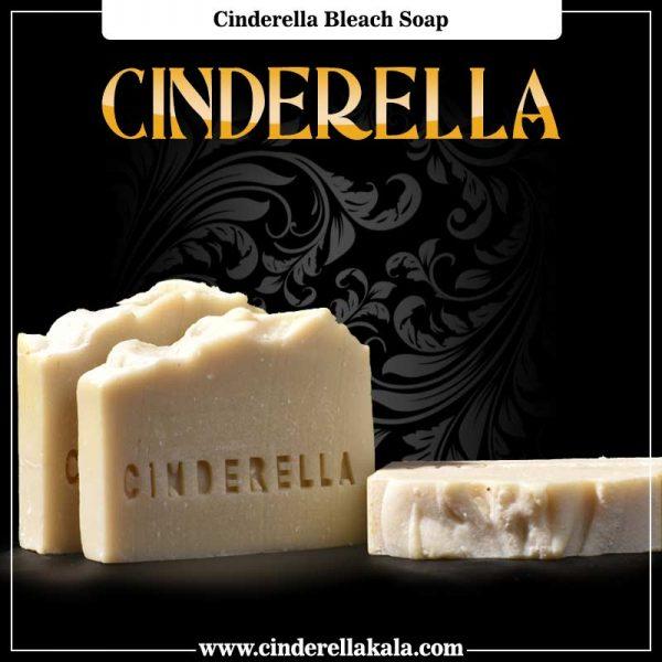 cinderella Bleach soap