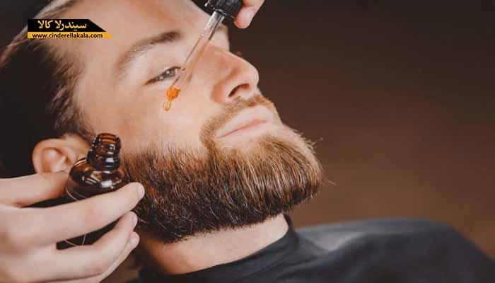 استفاده روزانه روغن ریش