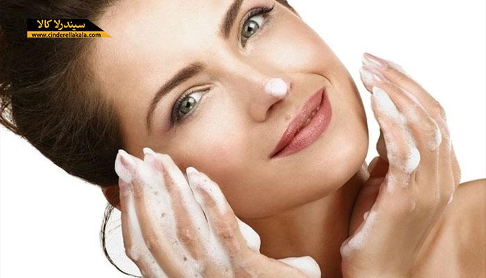 عوارض صابون سفیداب برای پوست خشک، چرب و حساس