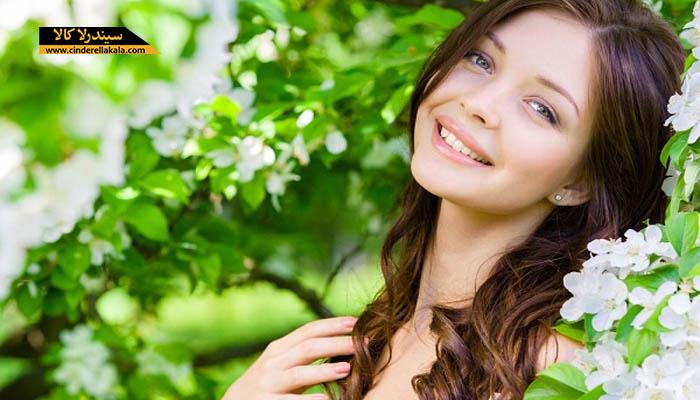 لبخند زدن مداوم برای داشتن چهره ای زیبا